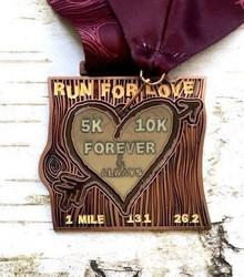 Run 4 Love 1m 5k 10k 13.1 26.2 - Boise
