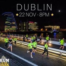 Run In The Dark Dublin 5k & 10k Option