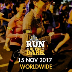 Run In The Dark Frankfurt 5k & 10k Option