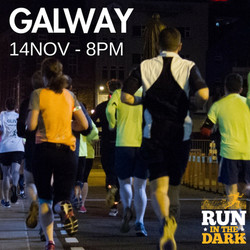 Run in the Dark Galway 5k and 10k Option