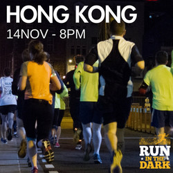 Run in the Dark Hong Kong 5k and 10k Option