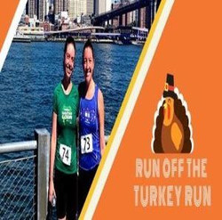 Run off the Thanksgiving Turkey Virtual Run