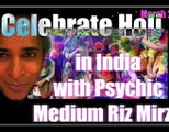 Sacred trip to India with Psychic Medium Riz Mirza