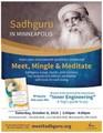 Sadhguru - Meet, Mingle & Meditate