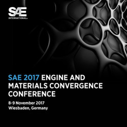 Sae Engine and Materials Convergence Conference - Wiesbaden, Germany