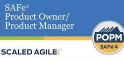 Safe® Product Owner/Product Manager with Popm Certification