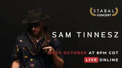 Sam Tinnesz: Live Online Stabal Nashville