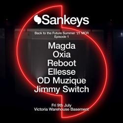 Sankeys Manchester