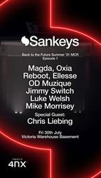 Sankeys Mcr