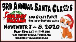 Santa Claws Holiday Bazaar and Craft Faire