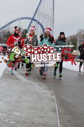 Santa Hustle Half Marathon, 5k & Kids Dash Cedar Point
