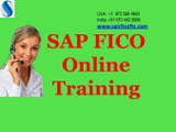 Sap Fico Online Training in Hyderabad Uk Usa Australia Uae Canada Singapore Brazil