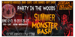 Scream Hollow Summer Monster Bash!