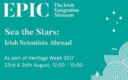 Sea the Stars: Irish Scientists Abroad