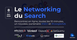 Search Networking - December 8 - Online