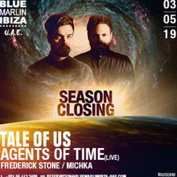 Season Closing, Tale Of Us & Agents Of Time (Live)