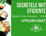 Secretele nutriției eficiente