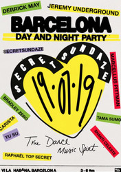 Secretsundaze Barcelona Day & Night Party