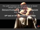 Sensorium, La Voie Qui Danse avec Michel Raji