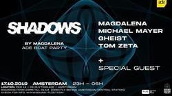 Shadows by Magdalena - Ade Boat Party