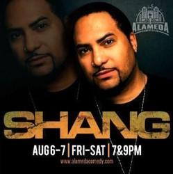 Shang at the Alameda Comedy Club
