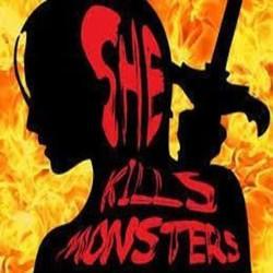 She Kills Monsters Musical Drama Streamed Performance September 11, 12, 13