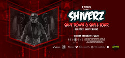 Shiverz - Shut Down & Shell Tour | Wish Lounge - Friday Jan 17