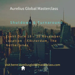 Shutdown and Turnaround Training In Europe.