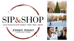 Sip and Shop: Holiday Vendor Market