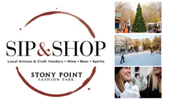 Sip and Shop: Holiday Vendor Market