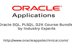 Oracle Sql, Pl/sql and D2k Course Bundle (Sql, Pl/sql, Oracle D2k) Published on Udemy
