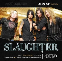 Slaughter at Afterlife Music Hall