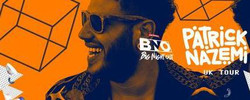 Smirnoff Big Night Out: Patrick Nazemi Uk Tour