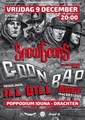 Snowgoons Ft Ill Bill & Reef The Lost Cauze 'Goon Bap Tour'