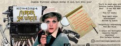 Solve Along Murder She Wrote: Interactive Show at Half Moon Putney 25 Feb