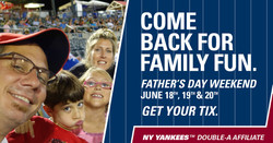 Somerset Patriots | Father's Day Weekend