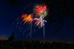 Somerset Patriots | RubberDucks v Patriots| Postgame Fireworks