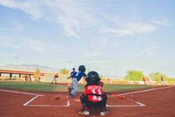 Somerset Patriots | SeaDogs v Patriots | Baseball Card Strips and Kids Run The Bases