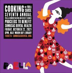 Sonrisas Dental Health's 7th Annual Cooking for a Cause Paella Demonstration and Benefit Dinner