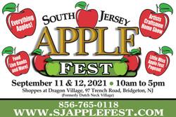 South Jersey Apple Fest 2021