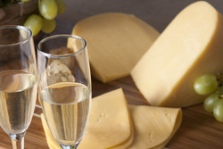 Sparkling Wine and Cheese [November 7]