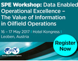 Spe Workshop: Data Enabled Operational Excellence