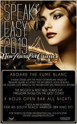 Speakeasy 2019 New Year's Eve Cruise