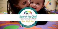 Spirit of the Child Virtual Breakfast