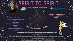 Spirit to Spirit @ Norman Jepson