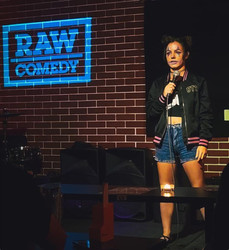 Spooky Stand Up Comedy