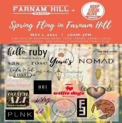 Spring Fling in Farnam Hill