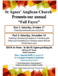 St Agnes Church Fall Fayre