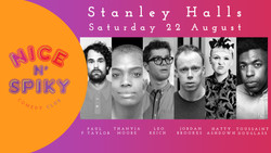 Stanley Halls Nice N' Spiky Comedy