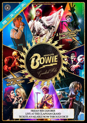 Star Shaped Presents... Absolute Bowie - Live At The Clapham Grand! (Socially Distanced Show)
